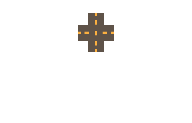 Located in Center of Major Transport Routes